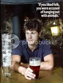 Photo from Q Magazine interview