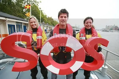 Photo of Seth Lakeman at the launch of the RNLI's SOS Day in London, 24 Sep 2008