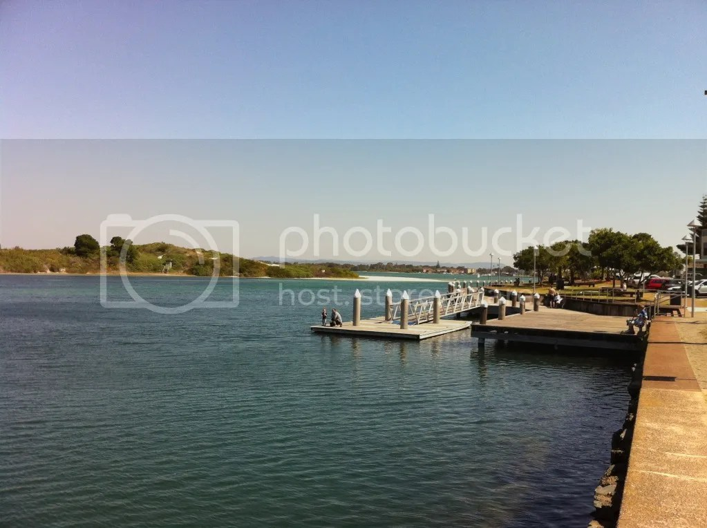 Forster-Tuncurry Channel