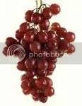 buah anggur asam