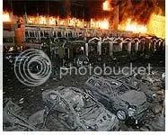 bom di hotel Marriott Pakistan, serangan teroris, Bombing at Marriott Hotel Pakistan