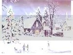 white christmas, seputih salju
