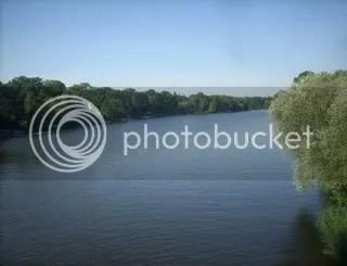 Blick auf Kleinen Wannsee und Havel