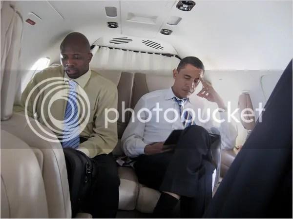 she so ghetto Reggie Love Senator Barack Obama