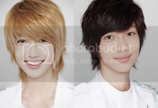 Boyfriend Youngmin and Kwangmin Pictures, Images and Photos