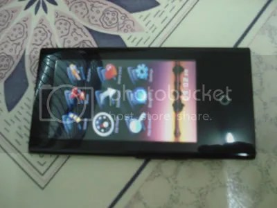 Samsung P2 - My latest gadget collection. This is a MP4 player that has a superb sound!! Full touchscreen (kinda frustated with Iphone 3G yg mahal gilos tu..so i buy this insted of Iphone!)
