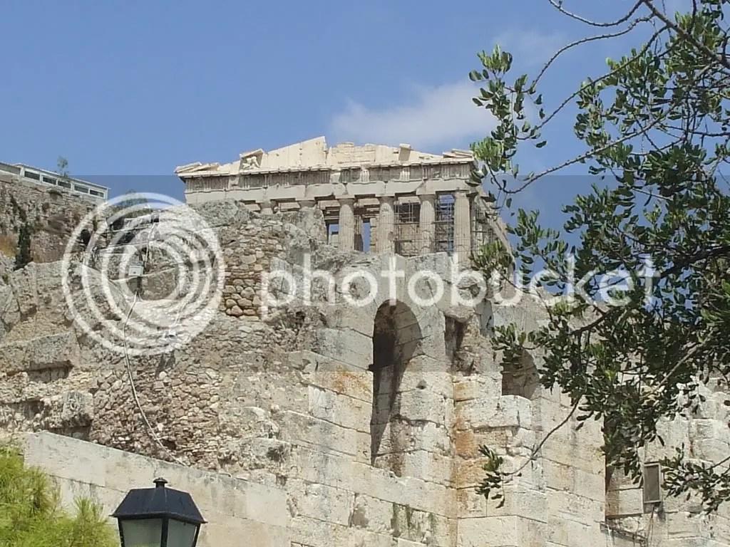 Parhenon, Athens