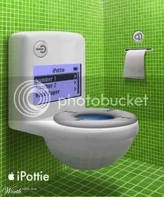 Seria este o banheiro da Apple??
