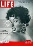 Rita Moreno on cover of LIFE