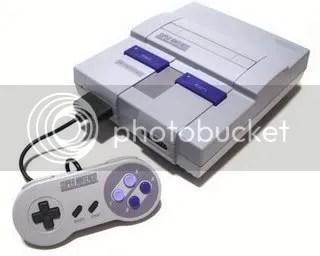 O poderoso Super Nintendo