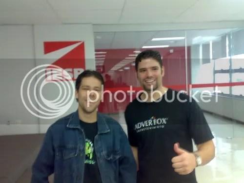 Ryunoken e Leandro, da AdverBox