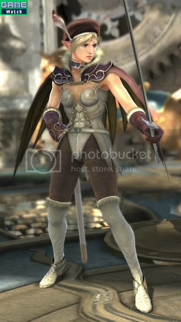 Soul Calibur,Soul Calibur