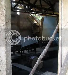 seeing inside Church in Akwidda