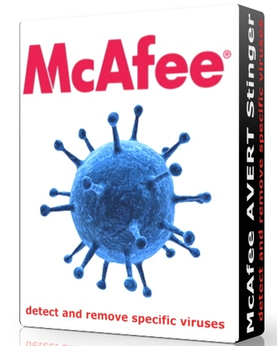 McAfee Stinger 12.1.0.1821 (x86/x64) Portable