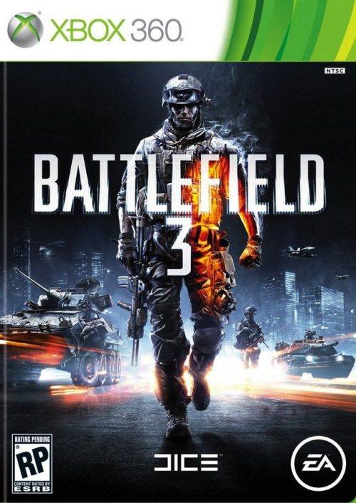 Battlefield 3 (2011) RF XBOX360-XPG