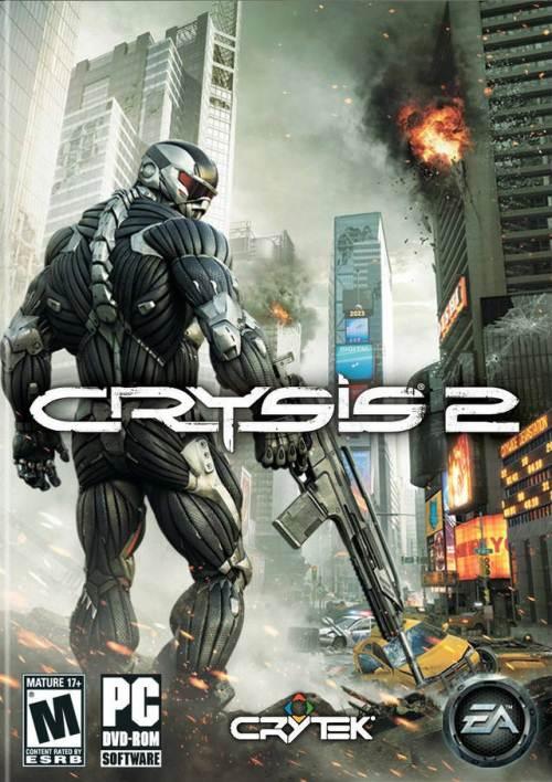 Crysis 2 High Resolution Textures (2011) Repack POLiSH O22y | POLSKA WERSJA JĘZYKOWA