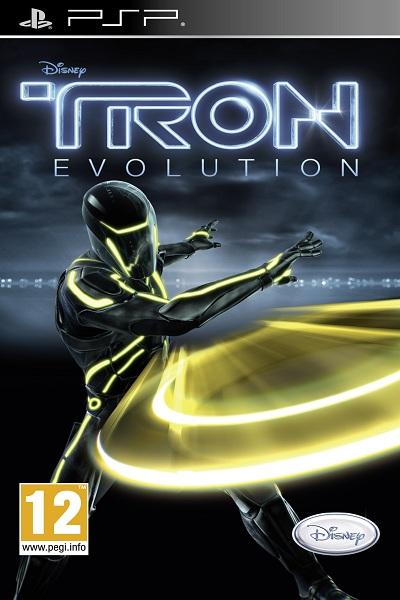 Tron Evolution (2010) EUR.PSP-BAHAMUT