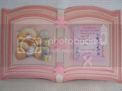 congratulations new baby girl parents love keepsake bookatrix