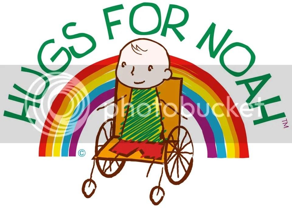Hugs For Noah Logo