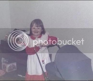 Little Young Laura Wayback Week Way back Photo