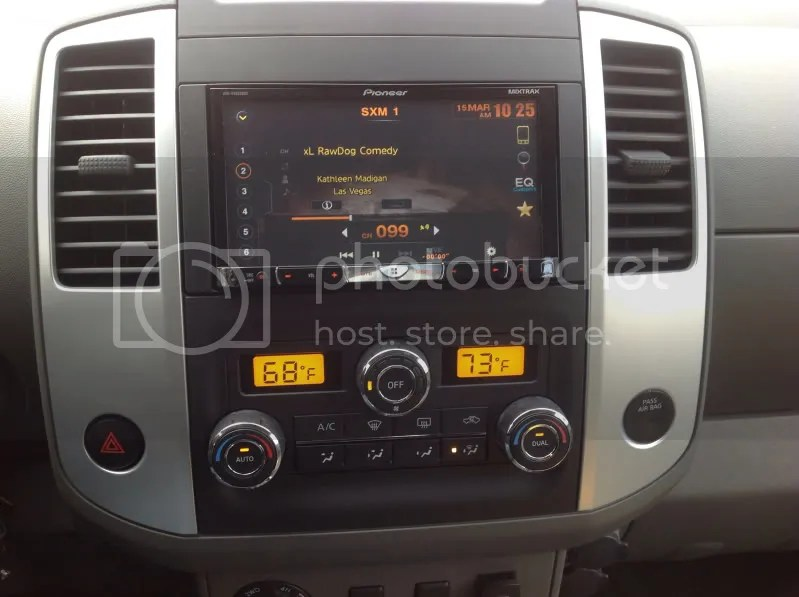 Aftermarket Radio On A 2014 Page 3 Nissan Frontier Forum