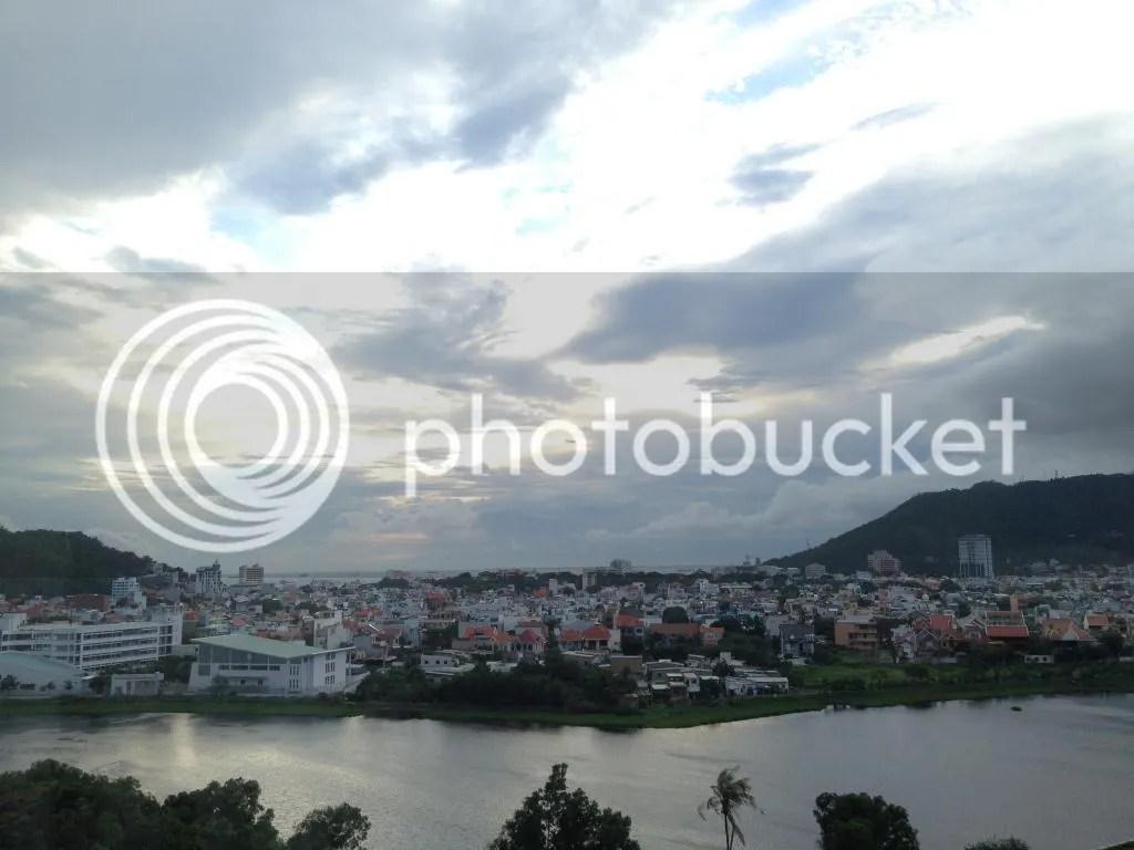 Vung Tau's daylight