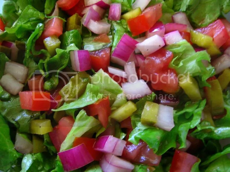 fixings salad