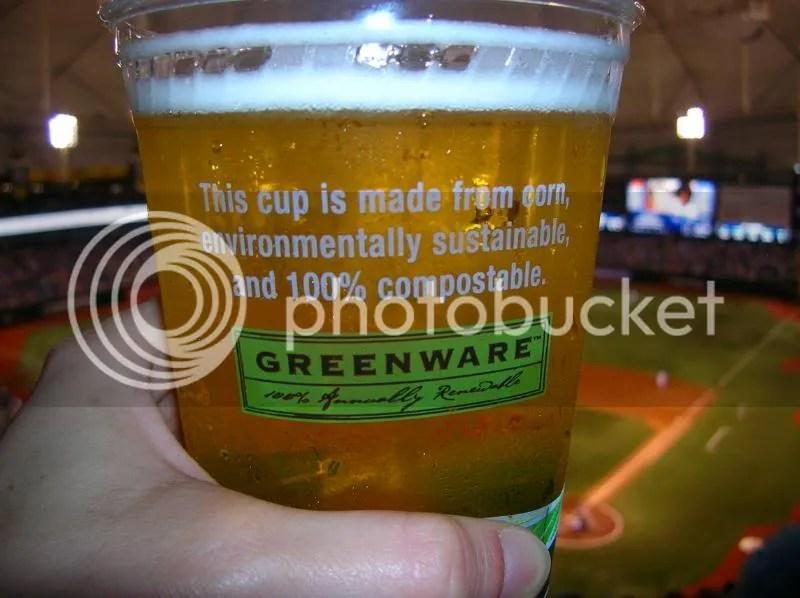 baseball cup