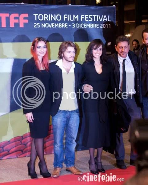 Emile Hirsch, Penelope Cruz e Sergio Castellitto
