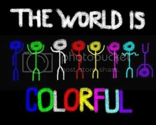 the world is colorful Pictures, Images and Photos
