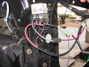 Blower relay wiring  Chevelle Tech