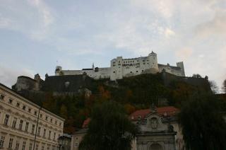 castelul HohenSalzburg