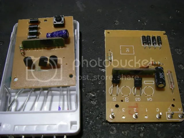 Led Christmas Light Flasher Circuit Is Controlled By Audio Circuit