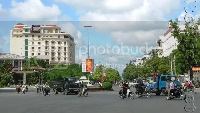 Hoa Binh Blvd