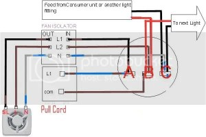 Wiring A Pull Cord Switch  Blog Wiring Diagram