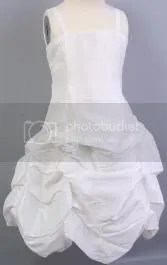 cheap white bandage dress