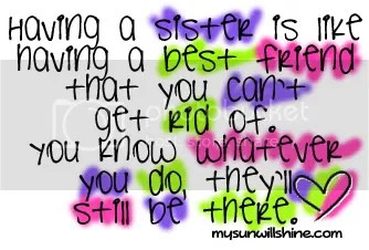 sisters quotes Pictures, Images and Photos