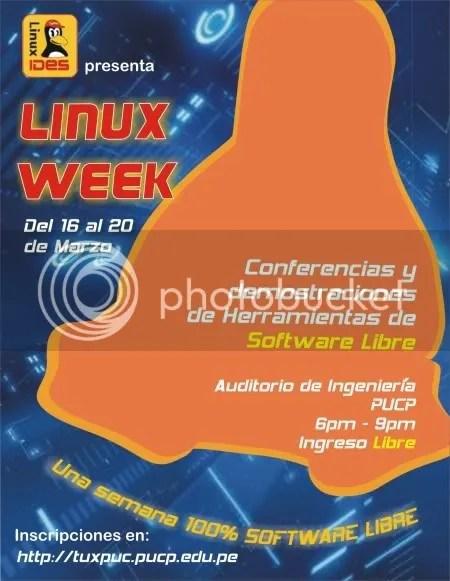 Linux Week 2009