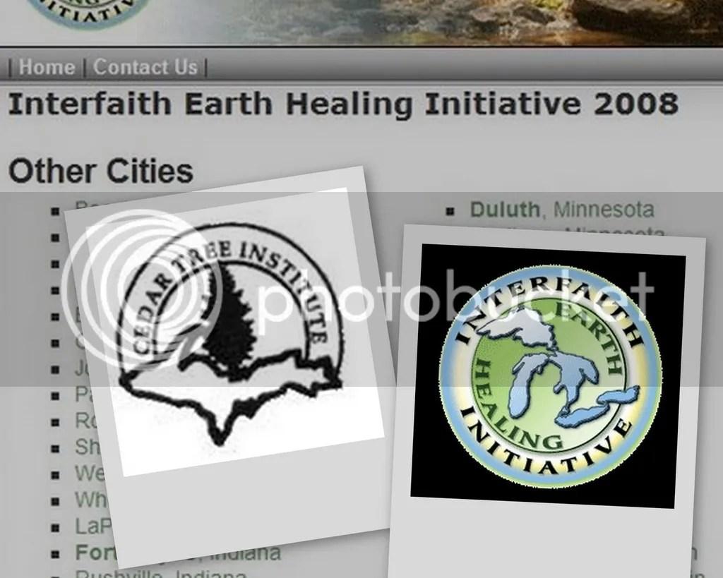 EH collage logos