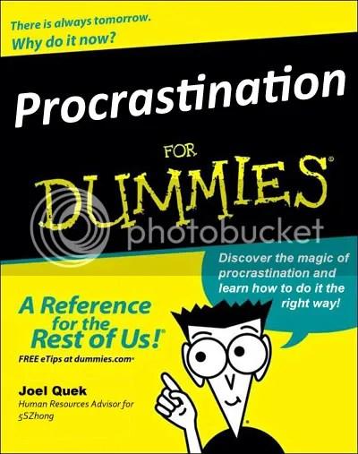 procrastination.jpg picture by icyfroggy