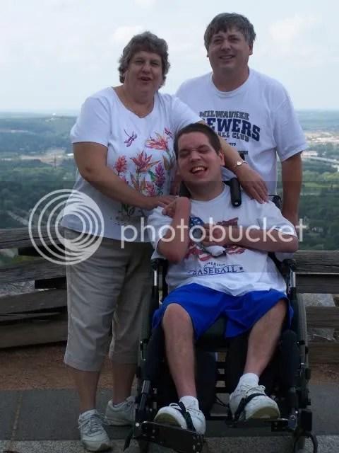 Carl, Joan and Steve