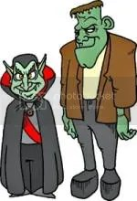 Count Dracula & Frankie