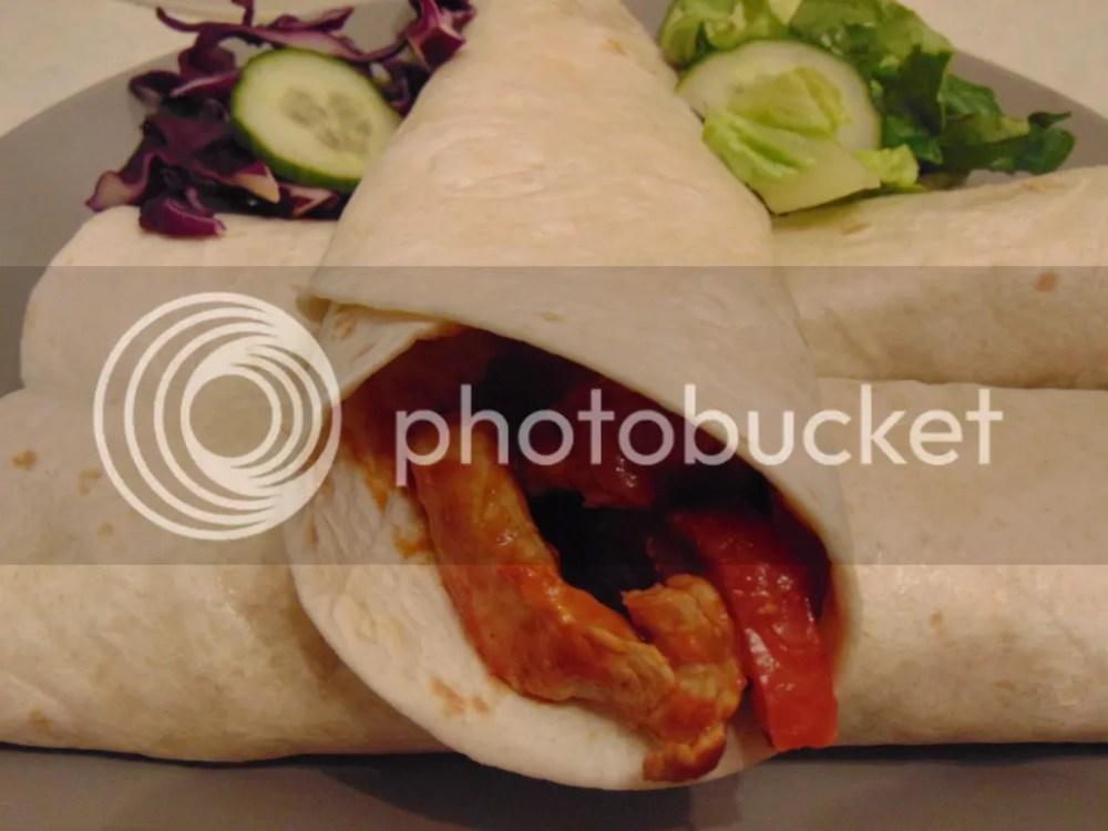 Mid-week Meals - Old El Paso (2/4)