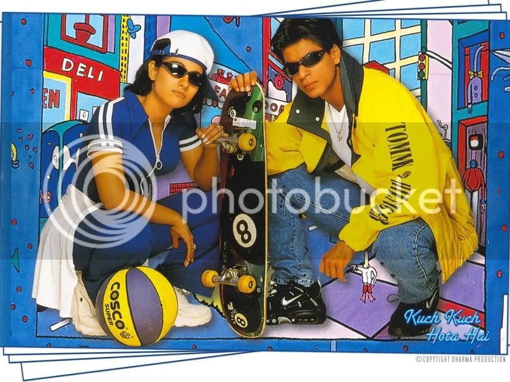 SRK Y KAJOL