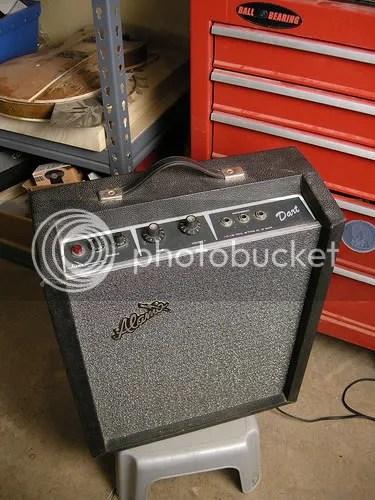 alamo amp