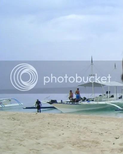 boat at moalboal,moalboal,moalboal beach