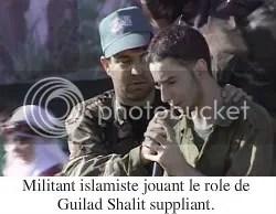 Le Hamas met en scène Guilat Shalit