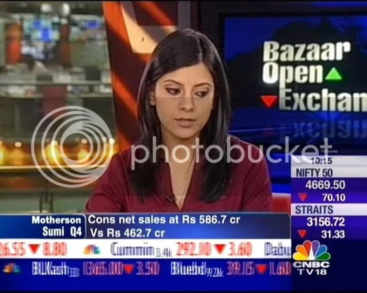 Beautiful TV anchors in Indian News media – Gulfi's(JK) Journey
