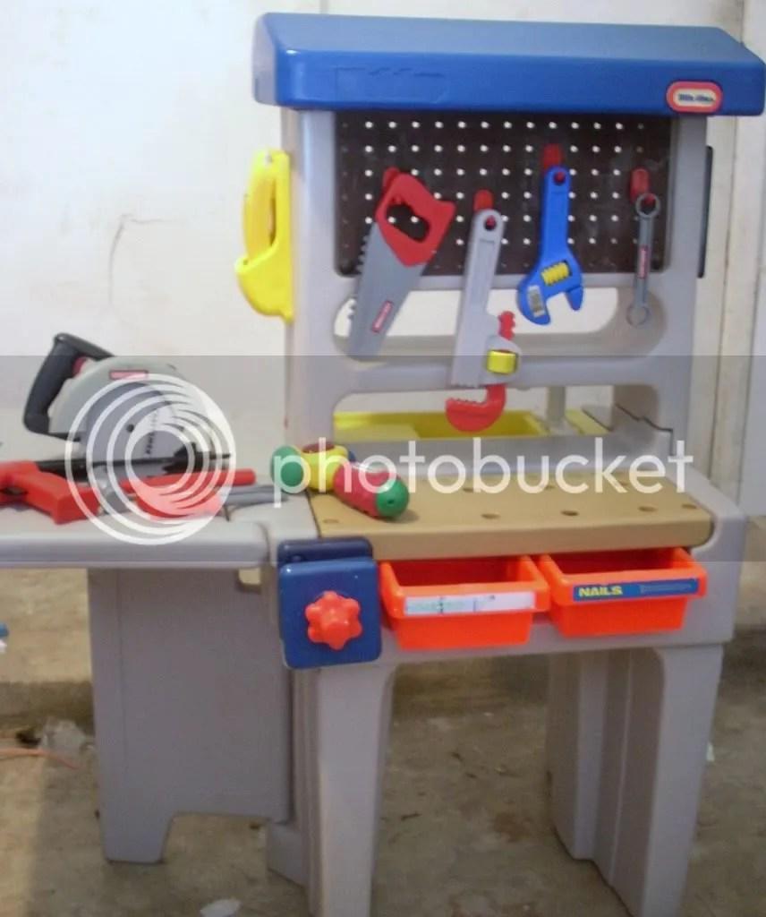 Little Tikes Workbench Kitchen Photo By Hermosatatx