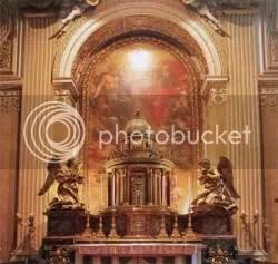 St. Peter's Blessed Sacrament